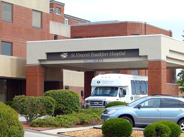 St. Vincent Hospital Frankfort